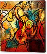 Ragtime Canvas Print