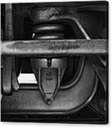 Rail Detail Canvas Print