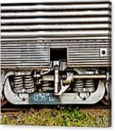 Rail Support Canvas Print