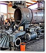 Railyard 13 Canvas Print