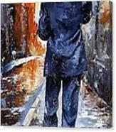 Rain Day #20 Canvas Print