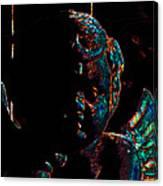 Rain Forest Angel Canvas Print
