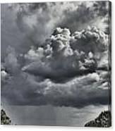 Rain In The Distance Canvas Print