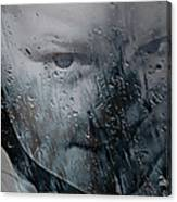 Rain Rain Go Away Canvas Print