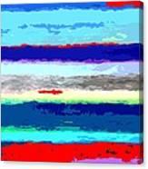 Rainbow 5 Canvas Print
