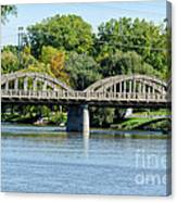 Rainbow Arch Bridge Canvas Print