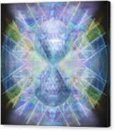 Rainbow Chalice Cell Isphere Matrix Canvas Print