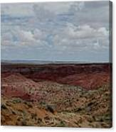 Rainbow Desert Canvas Print
