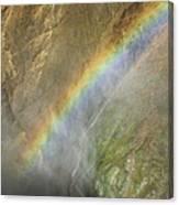 Rainbow Mist Canvas Print