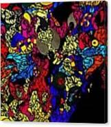 Rainbow Symphony Canvas Print