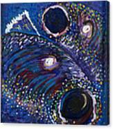 Rainbow Trout Detail A Canvas Print