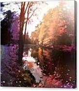 Rainbow Yaddo Canvas Print