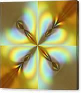 Rainbows Abstract Canvas Print