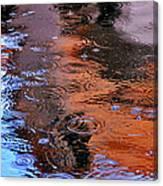 Raindrops 29412 Canvas Print