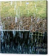 Raining Outside Canvas Print