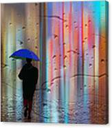 Rainman - Parallels Of Time Canvas Print