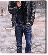 Rainy Day #23 Canvas Print