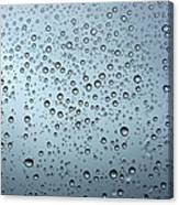 Rainy Day Out Canvas Print