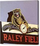 Raley Field Canvas Print