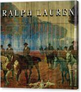 Ralph Lauren Canvas Print