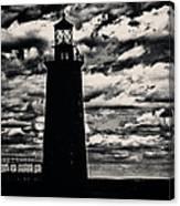 Ram Island Ledge Light Canvas Print