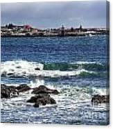 Ram Island Lighthouse Canvas Print
