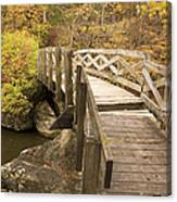 Ramsey Creek Scene 6 Canvas Print