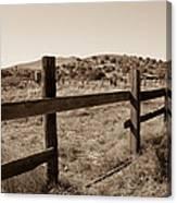 Ranch 2 Canvas Print