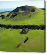 Ranch Land, Kohala Mountain Road, Route Canvas Print