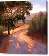 Ranch Road Canvas Print