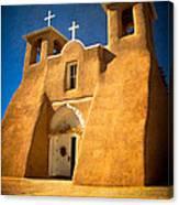 Ranchos Church Xxx Canvas Print