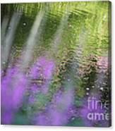 Rande Vouz  And Midsummer Wonderful Day Prayer On Heaven Canvas Print