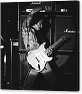 Randy Hansen Playing For Jimi 1978 Canvas Print