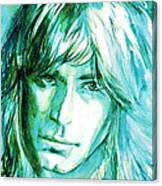 Randy Rhoads Portrait Canvas Print