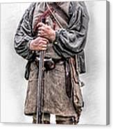 Ranger Bushy Run 250th  Canvas Print