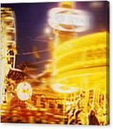 Ranger Carousel Canvas Print
