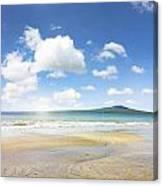 Rangitoto Island Canvas Print