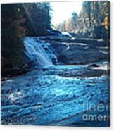 Rapid Water Canvas Print