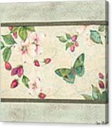 Raspberry Bliss Canvas Print