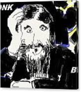 Rasputin Canvas Print