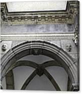 Rathaus Arch Canvas Print