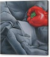 Rather Red Canvas Print