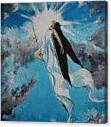 Ravesencion Canvas Print