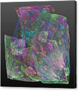 Raw Opal Canvas Print