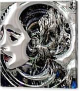 Raybot Canvas Print