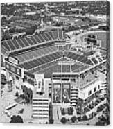 Raymond James Stadium Tampa Canvas Print