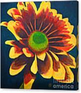 Reaching Bloom Canvas Print