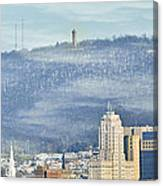 Reading Skyline Canvas Print
