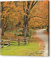 Ready For Thanksgiving Canvas Print