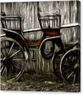 Ready To Ride - Featured In Both Groups Spectacular Artworks Of Faa And Cards For All Occ  Canvas Print